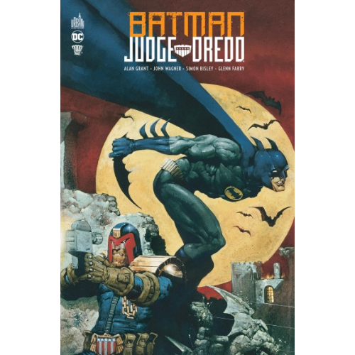 Batman/Judge Dredd (VF)