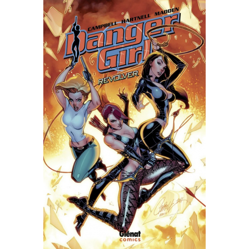 Danger Girl : Revolver (VF)