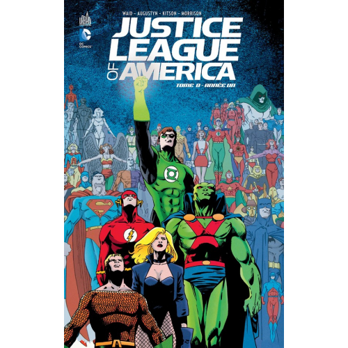 Justice League of America Tome 0 (VF)