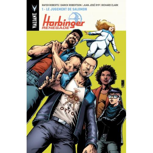 Harbinger Renegade Tome 1 (VF)