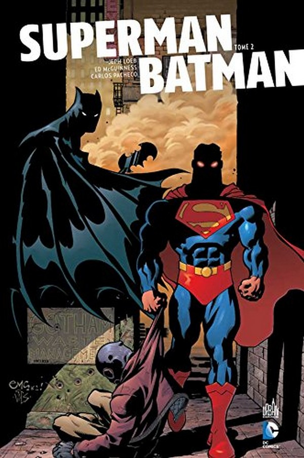 Superman Batman Tome 2 (VF)