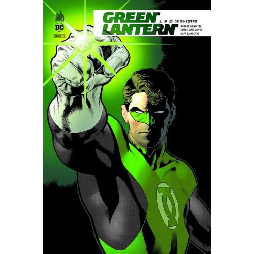 Green Lantern Rebirth Tome 1 (VF)