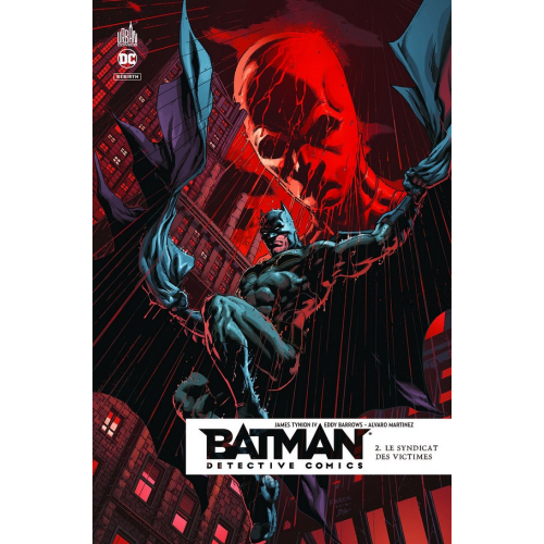 Batman Detective Comics Tome 2 (VF)
