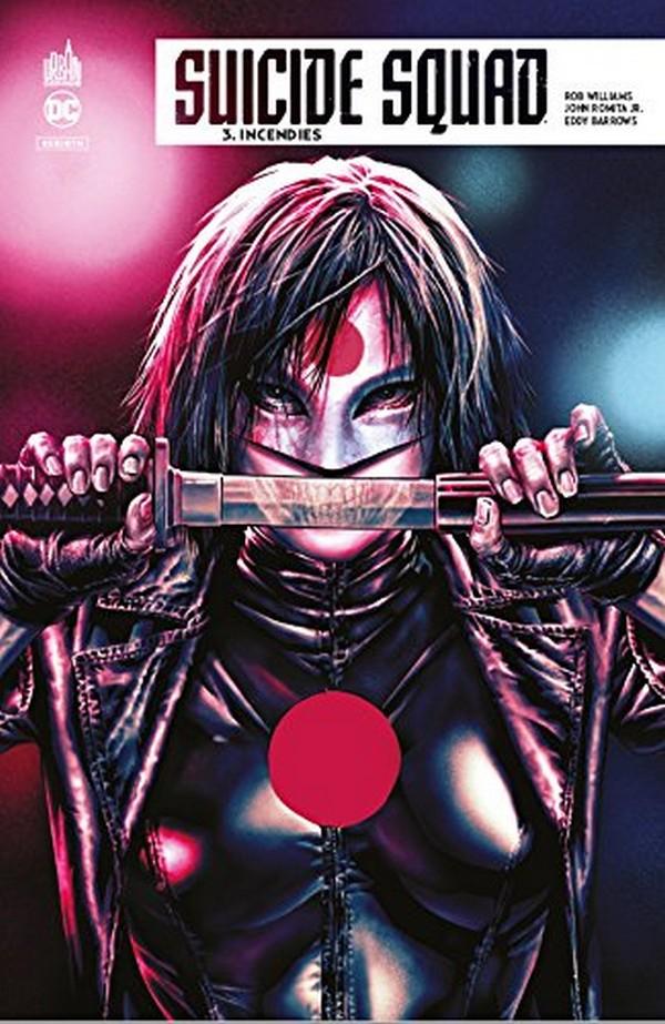 Suicide Squad Rebirth Tome 3 (VF)
