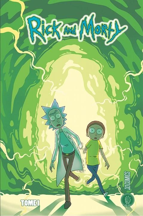 Rick & Morty Tome 1 (VF)