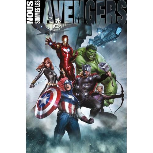 Nous sommes les Avengers (VF)