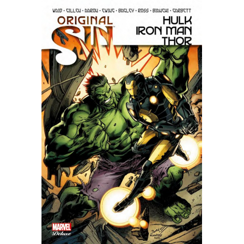 Original Sin - Hulk / Iron-Man / Thor (VF)