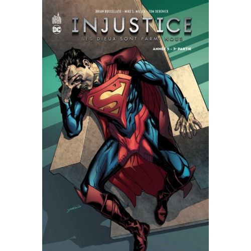 Injustice Tome 11 (VF)
