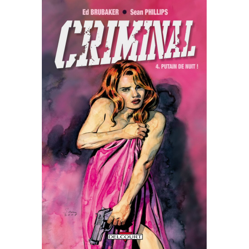 Criminal Tome 4 (VF)